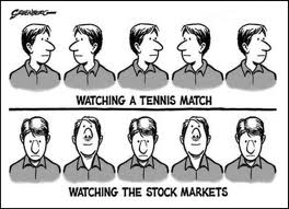 stock market tennis
