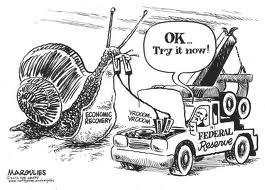 Fed Reserve Cartoon