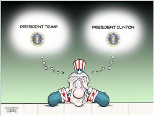trump-clinton-uncle-sam